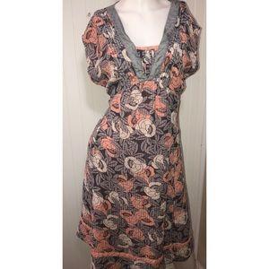 Monsoon Floral Dress